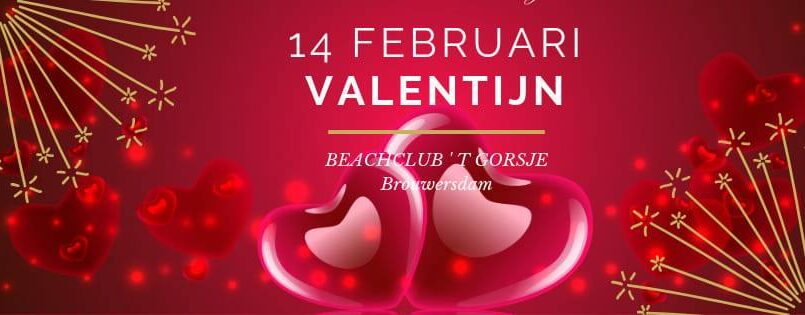 14 februari – Valentijnsdiner for lovers met LACE