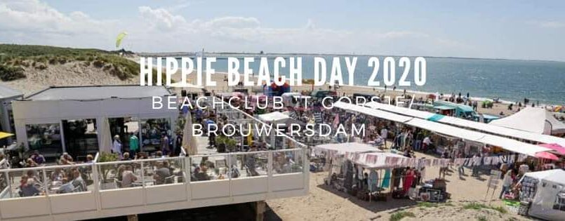 14 juni – Hippie Beach Day 2020